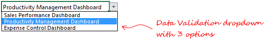 Create Dynamic Text Boxes in Excel 2